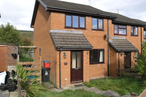 3 bedroom terraced house to rent - Off Rockes Meadows ,  Knighton, LD7