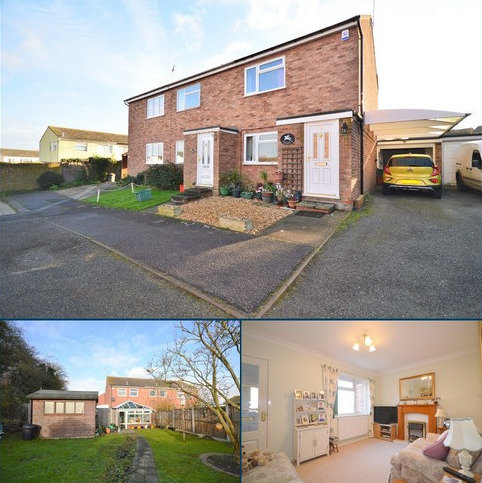 2 bedroom end of terrace house for sale - Kings Close, Lawford, Manningtree