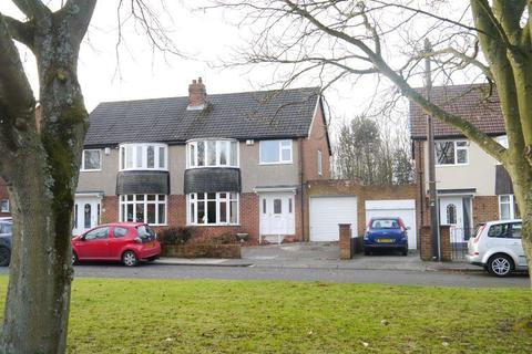 3 bedroom semi-detached house for sale - GREAT LOCATION - IN NEED OF UPDATING Dukes Meadow, Woolsington, Newcastle Upon Tyne