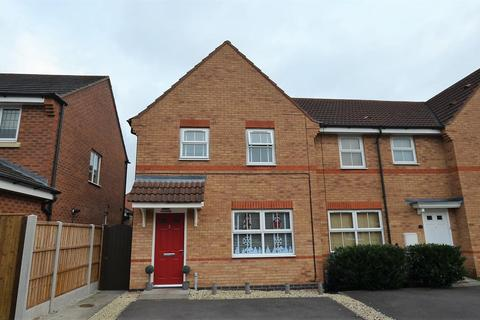 3 bedroom semi-detached house for sale - Skipness Close, Chellaston, Derby