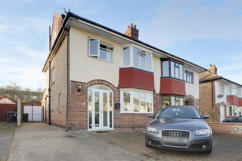 4 bedroom semi-detached house for sale - Kingswood Road, West Bridgford, Nottinghamshire, NG2 7HT
