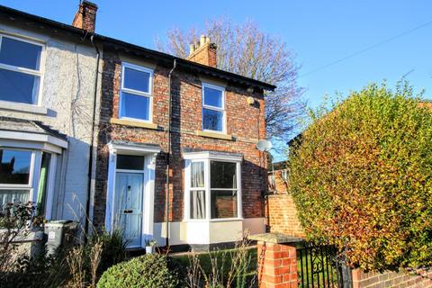 2 bedroom end of terrace house for sale - Woodland Terrace, Darlington
