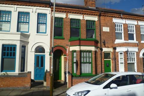 3 bedroom terraced house to rent - Stretton Road, Leicester