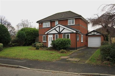 3 bedroom detached house for sale - 1, Great Flatt, Passmonds, Rochdale, OL12