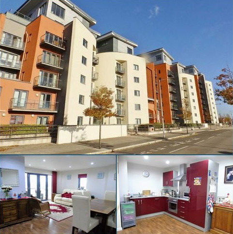 2 bedroom apartment for sale - South Quay, Kings Road, Swansea, West Glamorgan