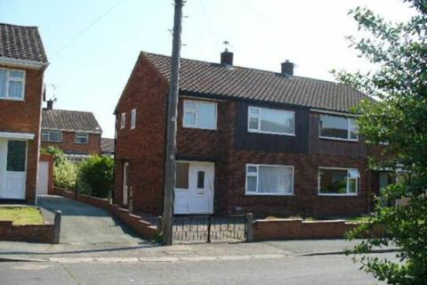 3 bedroom semi-detached house to rent - Powis Drive, Mount Pleasant, Shrewsbury