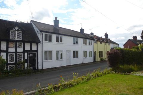 3 bedroom terraced house to rent - Smithy Lane, Knighton, Market Drayton