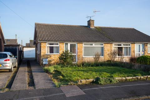 2 bedroom semi-detached bungalow for sale - Mendip Close, Huntington, York, YO32