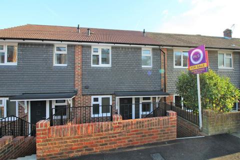 3 bedroom terraced house for sale - Lambourne Close, Brighton, BN1 7FJ