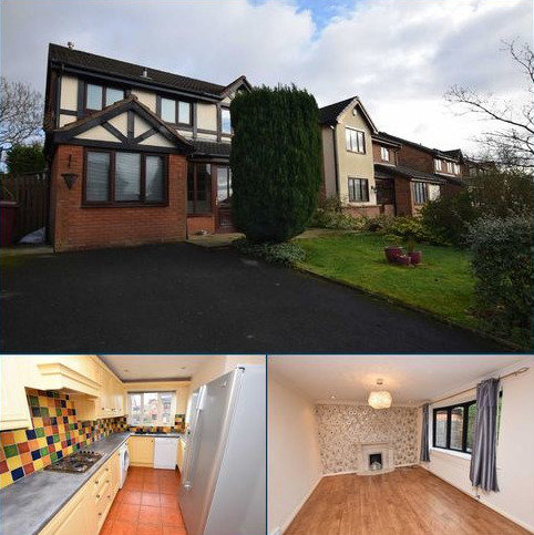3 bedroom detached house to rent - Cumbrian Way, Burnley, Lancashire