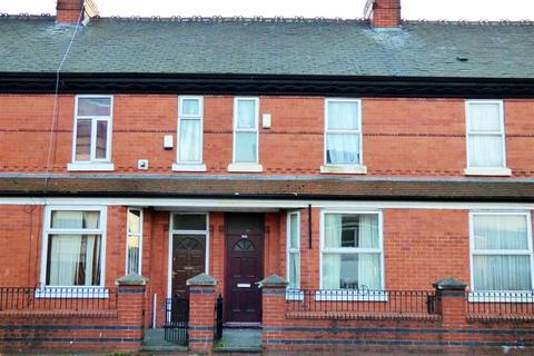 3 bedroom terraced house for sale - Claremont Road, Moss Side, Manchester, M14