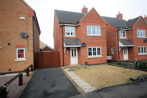 3 bedroom detached house for sale - Mitchell Drive, Spalding