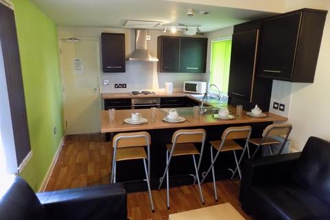 6 bedroom semi-detached house to rent - Park Student Village, 200 Norfolk Park Road, Sheffield