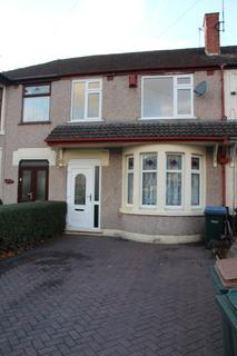 3 bedroom terraced house to rent - Cheveral Avenue, Radford, Coventry