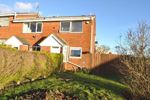 2 bedroom end of terrace house to rent - Charnwood Close, Rednal, Birmingham, B45