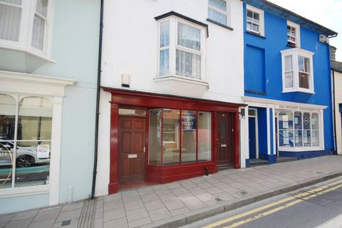 1 bedroom property with land for sale - Eastgate St, Aberystwyth