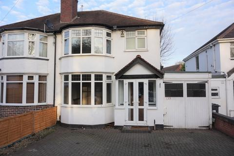 3 bedroom semi-detached house for sale - Chester Road, Sutton Coldfield