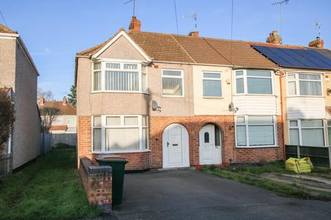 3 bedroom end of terrace house to rent - Elm Tree Avenue, Tile Hill