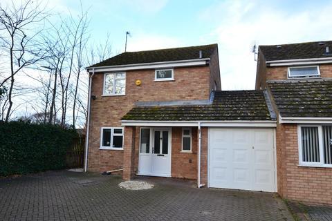3 bedroom link detached house for sale - Hazebrouck Close, Cheltenham
