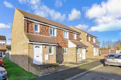 2 bedroom semi-detached house for sale - Lodge Hill Lane, Chattenden, Rochester, Kent
