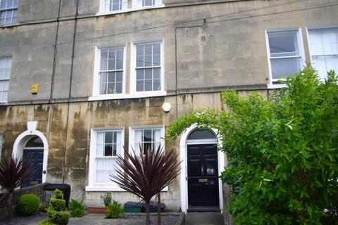 1 bedroom flat to rent - Caroline Buildings - Widcombe
