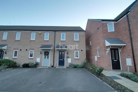 2 bedroom terraced house for sale - Apollo Avenue, Cardea, Peterborough, PE2 8LB