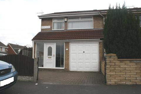 3 bedroom end of terrace house to rent - Alma Close, Fazakerley, Liverpool, Merseyside, L10 4YS