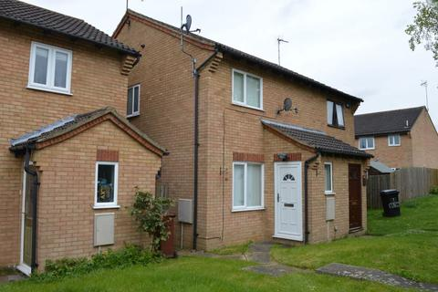 2 bedroom semi-detached house to rent - Weggs Farm Road, Duston, Northampton NN5 6HD