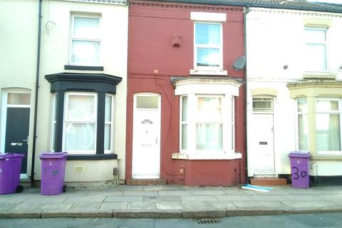 2 bedroom terraced house to rent - Mirfield Road , Liverpool L6