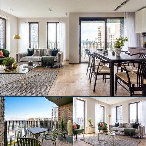3 bedroom flat for sale - 5 Lewis Cubitt Walk, King's Cross, London, N1C