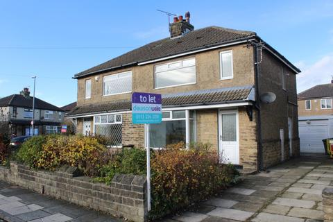 3 bedroom semi-detached house to rent - Moorland Drive, Pudsey, LS28