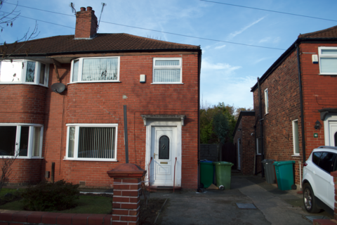 3 bedroom semi-detached house to rent - Maywood Avenue, Manchester, M20