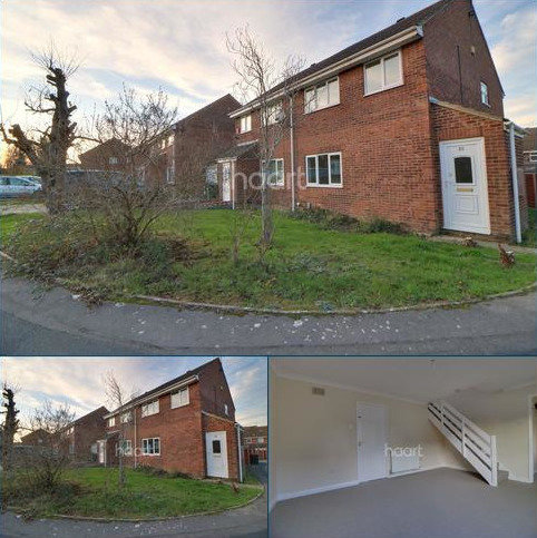 3 bedroom semi-detached house for sale - Leslie Close, Swindon, Wiltshire