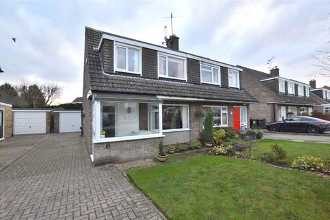 3 bedroom semi-detached house for sale - Plantation Avenue, Shadwell, Leeds, West Yorkshire
