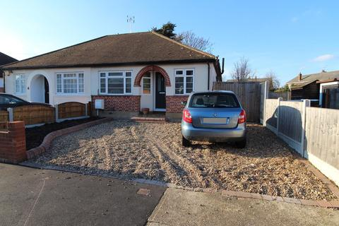 2 bedroom semi-detached bungalow for sale - Chelmsford Drive, Upminster, Essex, RM14