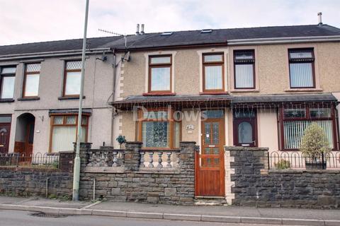 3 bedroom terraced house for sale - Aberfan Road, Aberfan
