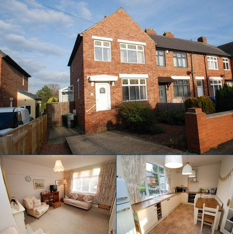 3 bedroom terraced house for sale - The Ridgeway, South Shields