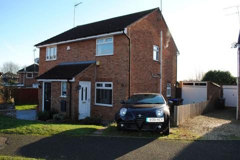 2 bedroom semi-detached house for sale - Redland Drive, Kingsthorpe, Northampton NN2 8UG