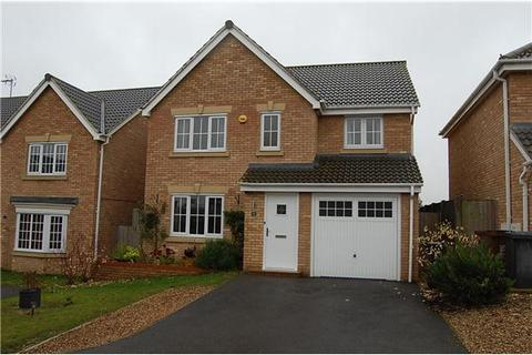 4 bedroom detached house to rent - Huntingdon Close, Corby