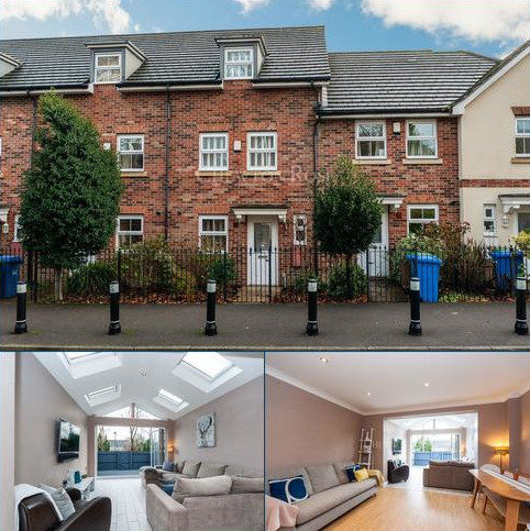3 bedroom townhouse for sale - Ascot