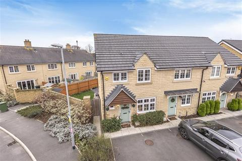 3 bedroom end of terrace house for sale - Greenshaw Court, Guiseley, Leeds, LS20 9FB