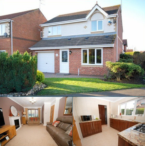 3 bedroom detached house for sale - Aylesbury Drive, The Downs, Sunderland