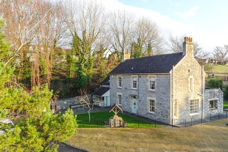 4 Bedrooms Detached House for sale in Steel Mills, Keynsham, Bristol