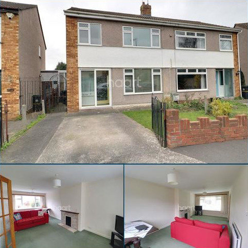 3 bedroom semi-detached house for sale - Vassall Court, Fishponds