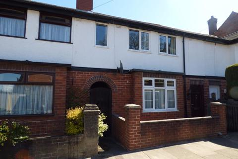 3 bedroom terraced house to rent - Vicarage Road, Stoke-on-Trent, ST4 7NL