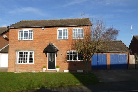4 bedroom detached house for sale - Elmcroft Road, North Kilworth, Lutterworth, Leicestershire