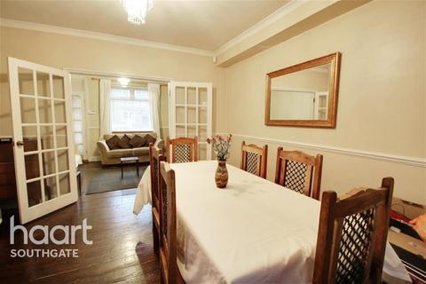 2 bedroom terraced house to rent - Hillside Grove, N14