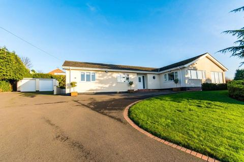 4 bedroom detached bungalow for sale - East Cross Street, Kirton Lindsey, Gainsborough, Lincolnshire, DN21