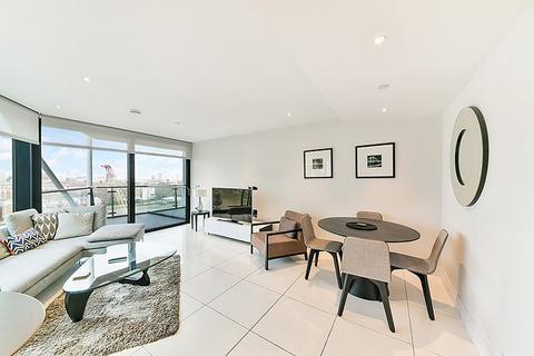 2 bedroom flat to rent - Riverlight Quay, London, London, SW11