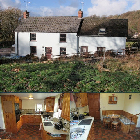 3 bedroom detached house for sale - Glascoed, Felindre Farchog, (Nr Newport), Crymych, Pembrokeshire